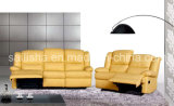 (D01#) Leather Fabric Modern Electric Home Furniture Sofa Recliner