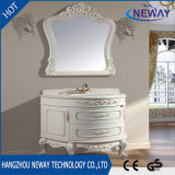 High Quality Antique Solid Wood Furniture Bathroom Cabinet