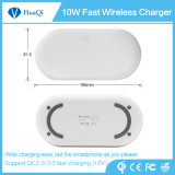 15W Wireless Charger with Suitable Size for Smartphone