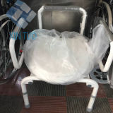 Factory Direct Price Powder Coating Steel Handicap Commode Chair