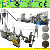 Plastic Scrap PE Pelletizing Machine with ISO Ce Certification