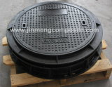 Anti Theft EN124 SMC Manhole Covers (C/O 600MM)
