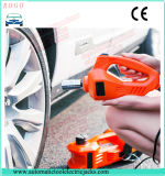 Auto Emergency Car Repair Tools Electric Hydraulic Jack with Impact Wrench and Inflating Pump