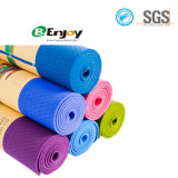Professional Factory of TPE Yoga Mat with Cheap Price