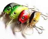 Colorful Artificial Bait Soft Plastic Fishing Lure