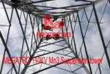 Megatro 110kv Mn3 Suspension Tower