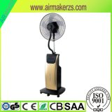 110-240V 90W 16inch Stand Mist Fan with GS/Ce/RoHS/SAA