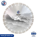 Diamond Saw Blade for Cutting Concrete by Laser Welding