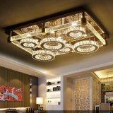 Cheap Suspended Crystal Ceiling Lights for Indoor Home Lighting Fixtures (WH-CA-46)