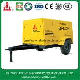 Kaishan LG-3.2/10y 30HP Trailer Mounted Portable Screw Air Compressor