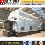 Advantage of Water Tube Boiler Over Fire Steam Boiler
