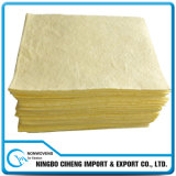 Chemical Spill Yellow Color Water Absorbent Oil Sorbent Pig Mat