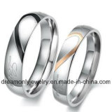 316L Stainless Steel Wedding Ring