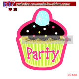 Party Items Best Birthday Ornament Gift Party Paper Card (BO-5318)