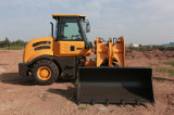 ACTIVE Brand 1.5Ton Swing Wheel loader Machine for Sale