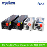 Pure Sine Wave DC to AC Solar Power Inverter 500W~8000W, Large LCD Display, 95% Efficiency