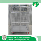 Metal Logistics Cage for Warehouse Storage with Ce