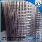 "Hot Dipped Galvanized Welded Wire Mesh, 1/2"" Mesh Hole, 18, 20 & 22 Gauge Wire, 48 Inch Tall X 50 Feet Long"
