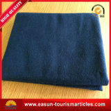 Cheap Disposable Dark Navy Blanket for Airline