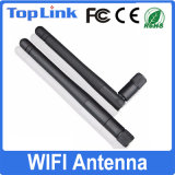 Black Color 2.4G Rubber Antenna for Wireless WiFi Receiver