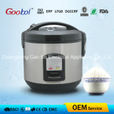 Stainless Steel Deluxe Rice Cooker for Europe Market