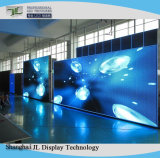 P4 Full Color Indoor LED Commercial Display Screen with Fixed Installation