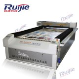 Contour Edge Cutting Laser Engraving&Cutting Rj-1325 Machine with System