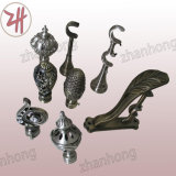 Curtain Rod Tracket Decorate Iron Cap (ZH-3003)