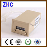 Csk4 12V 24V Electric Mechanical Cable Hour Meter