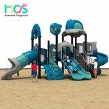 2018 Ocean Theme Amusement Park Equipment with Slide