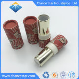 Custom Small Round Lipstick Paper Tube with All Inner Plastic Injection