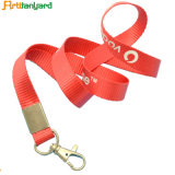Wholesale High Quality Nylon Printing Lanyard