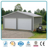 Factory Direct Sales Waterproof 2 Car Metal Car Garage Made in China