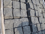 G684 Black/Grey Basalt Paving Stone for Tile, Flooring