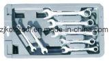 7PCS Automotive Repair Combination Wrench Set