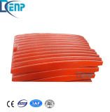 High Manganese Casting for Jaw Plate