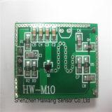 Factory Price Wireless Doppler Radar Sensor Module (HW-M10-01)