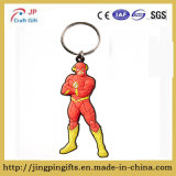 PVC Key Chain with The Flash Soft Touch New Toys