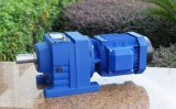Competitive Price R Series Helical Reduction Gearbox for Shredder