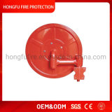 Price for Fire Hose Reel Carbon Steel Fire Hose Reel with Brass Jet Spray Nozzle