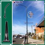 Factory Directly Sale Single Arm Street Pole Light Fixture for Avenue