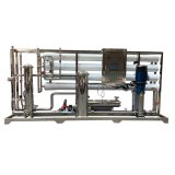 12000liters Per Hour Industrial Purified Drinking Bottled Water Reverse Osmosis Treatment Plant Machine Price