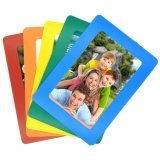 Promotional Souvenir Magnetic Paper Photo Frame for Refrigerator Magnet Home Decor