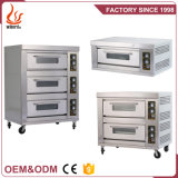 Gas Industrial Kitchen Equipment Bread Pizza Baking Oven for Commercial Use Baking Gas Oven