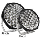 "New Super Cheap 9"" Spot Light 260W Round 27W LED Work Light, 185W 9 Inch Car LED Work Light Lamp"