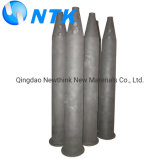 High Performance Rbsic Silicon Carbide Ceramic Burner Nozzle for Large Boiler