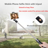 Monopod Bluetooth Selfie Stick with Holder Tripod for Mobile Phone