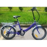 Children's Gifts Suspension Fork Folding Electric Bicycle for Children (RSD-108)
