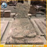 High Quality Monument European Style Tombstone Heart Shaped Headstone