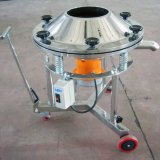 Trolley-Mounted High Frequency Vibrating Sieve